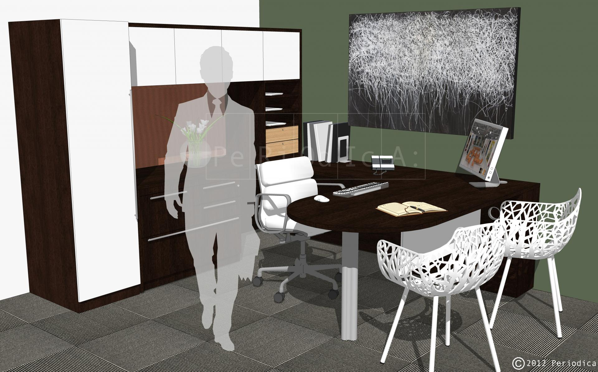 008/ private office (Cherryman). art by jose parla