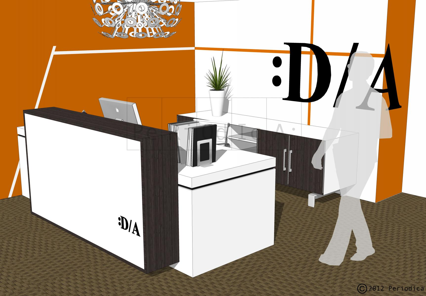 010/ reception desk