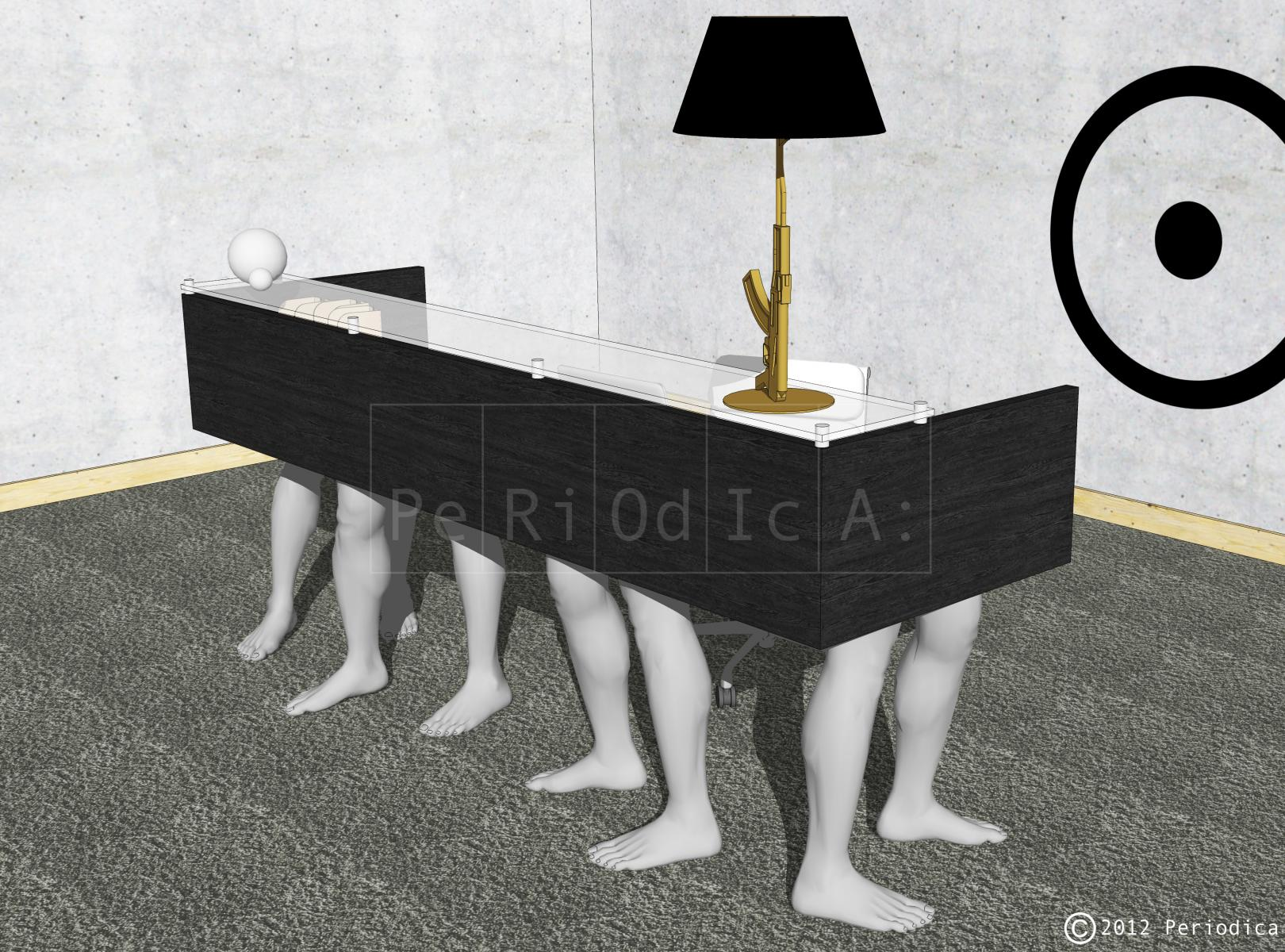 027/ reception desk